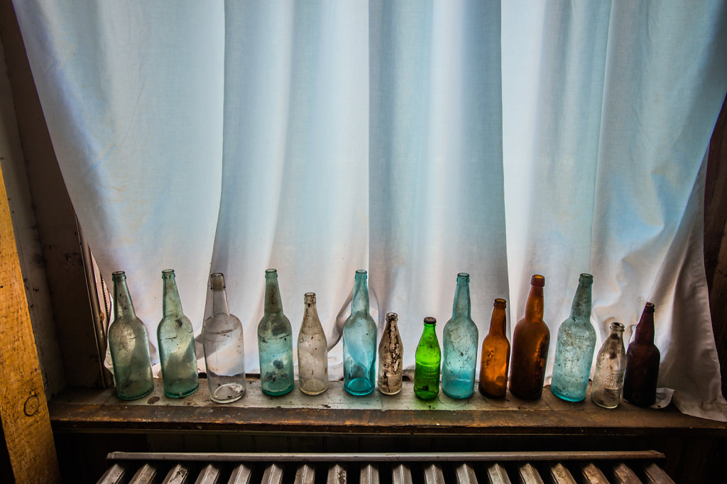 Bottles of the Old West