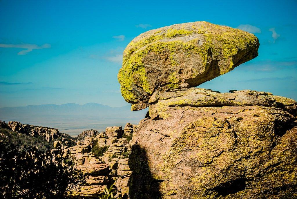Chiricahua Rocks