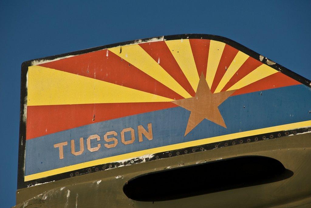 Tucson-Arizona Flag